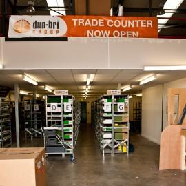 2014 - Dun-Bri Yorkshire Warehouse