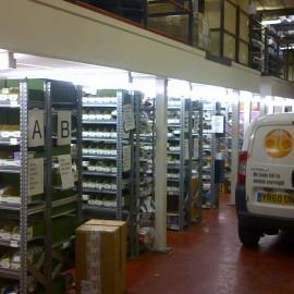 2011 - Inside the Dun-Bri Lancashire buildings