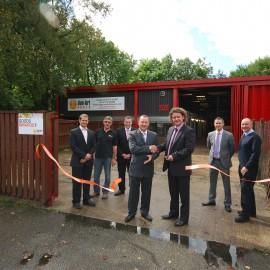 2011 - Dun-Bri Lancashire opens its doors