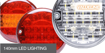 ECCO VigiLED 12//24V 36-LED Amber Hazard Warning Recovery Light Module Lamp