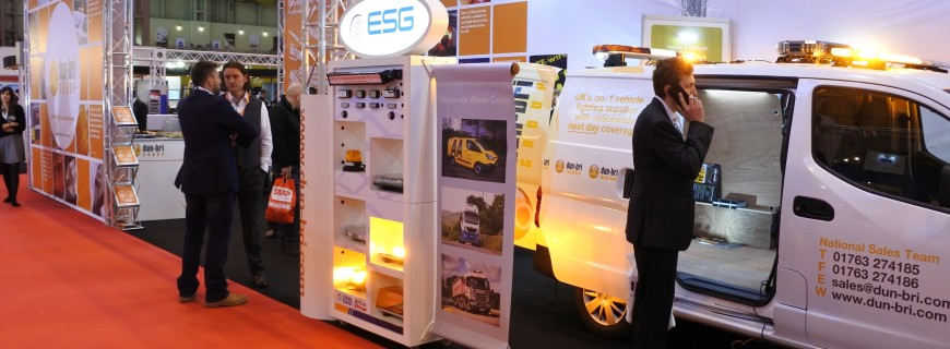 Commercial Vehicle Show 2018: What's going on at Stand 5C97?