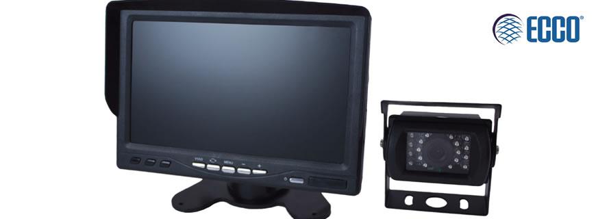 ECCO EC7010-K reversing camera kit – special offer