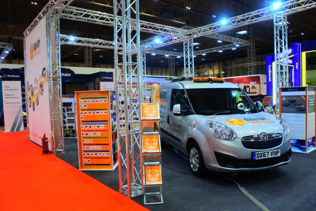 Dun-Bri Group at the CV Show 2018
